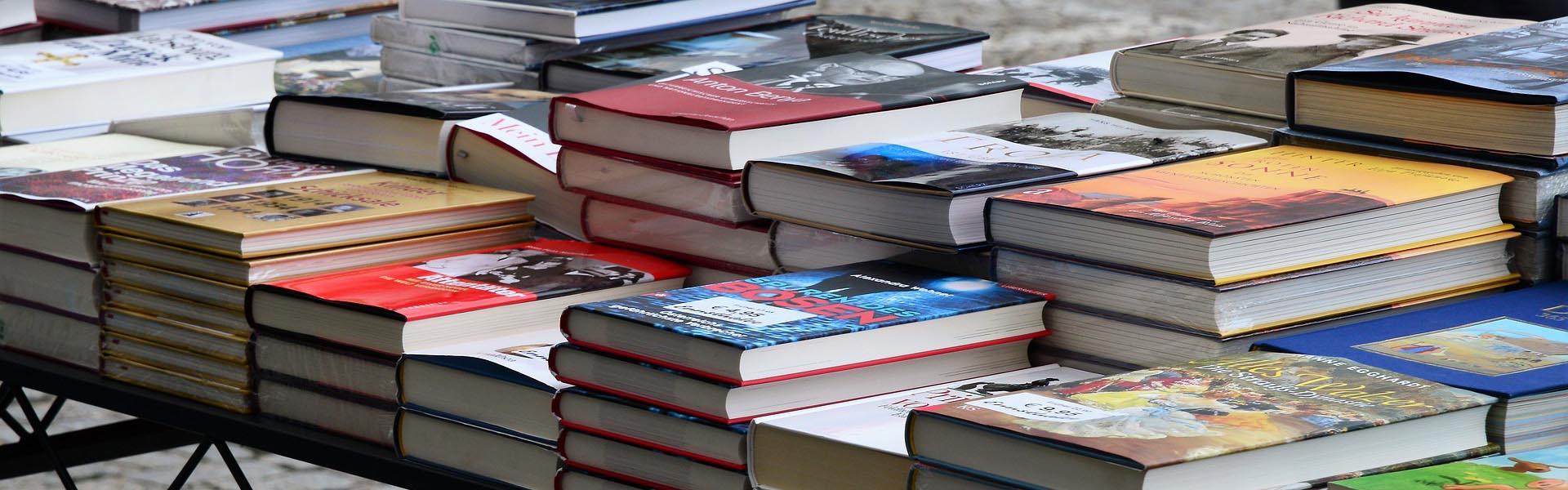 Los tipos de encuadernación en los libros y documentos