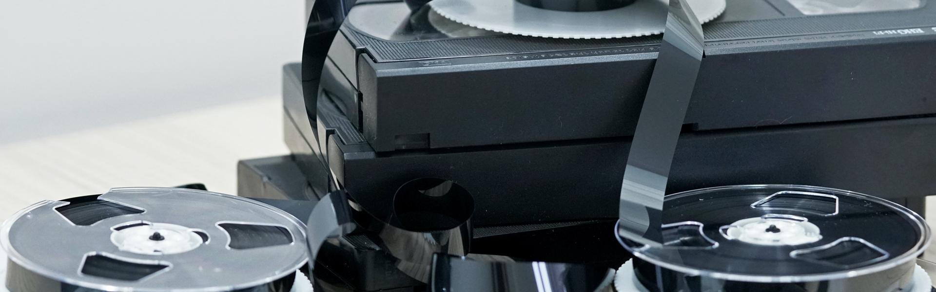 Digitalización de los archivos audiovisuales y fotográficos