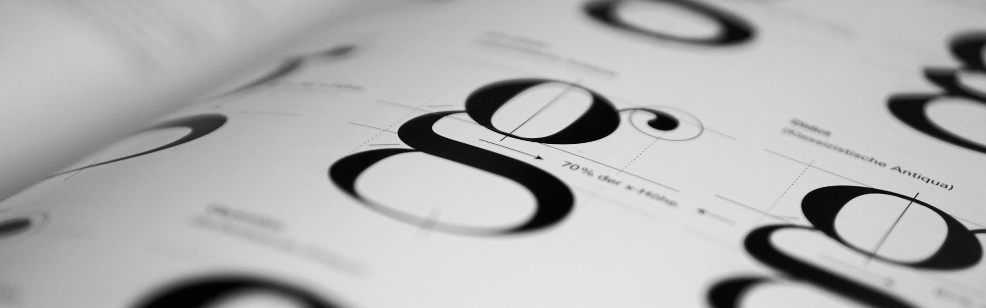 Todo lo que necesitas saber sobre tipografía en las artes gráficas