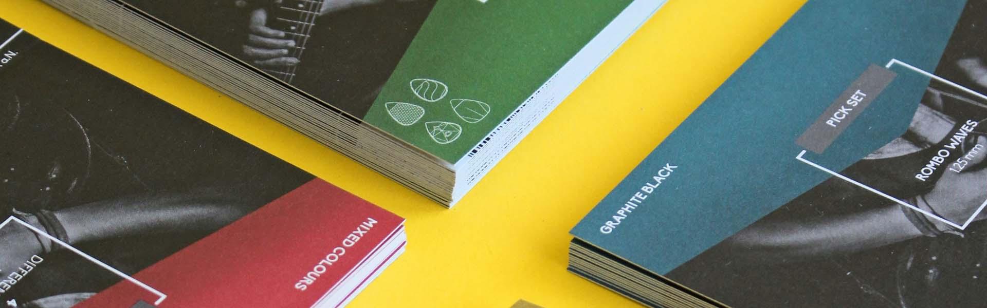 Quins passos has de seguir per imprimir un catàleg